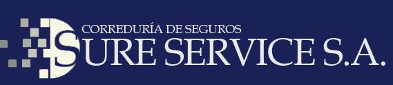 Sure Service: Correduría de seguros desde hace más de treinta años. logo