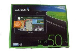 Navegador portatil Garmin, pantalla panorámica de 5