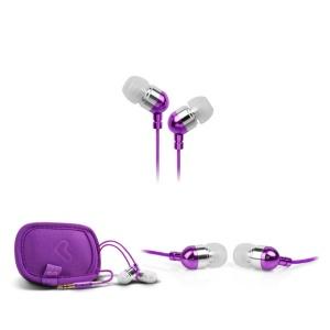 Energy Urban Series 300 son auriculares circumaurales Hi-FI cerrados con diadema autoajustable y ultraligeros. Máximo rendimiento acústico y tan sólo 75gr, el único peso pluma con toda la potencia de un peso pesado