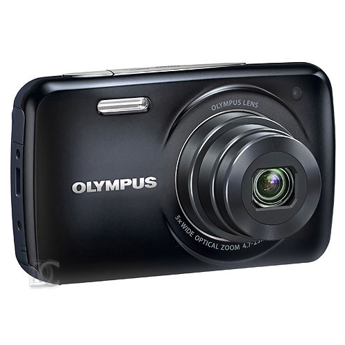 Prepárese para disfrutar con la Olympus VH-210. Esta cámara tiene un gran aspecto y es