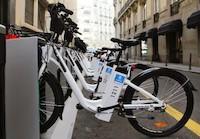 Madrid en bici… eléctrica