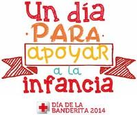 Día de la Banderita 2014, por la escolarización de nuestros niños