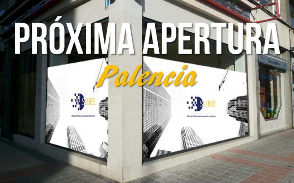 Sure Service abre nueva Delegación en Palencia