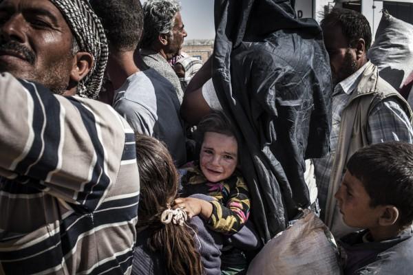 S.O.S. Crisis Siria: Cómo aportar a través de una ONG