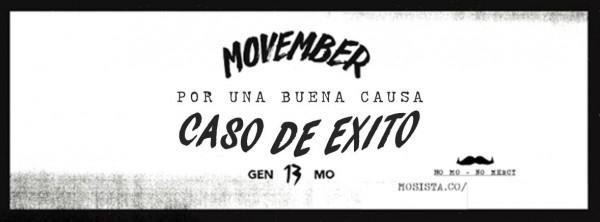 Movember: Recaudación de fondos (parte 2)