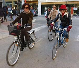El 45% de las personas que usan la bicicleta a diario ha tenido algún accidente