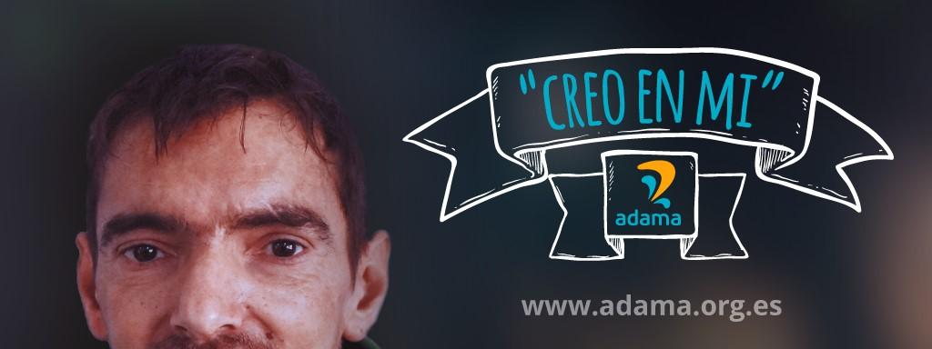 """""""Creo en mí"""" el primer paso en la ONG ADAMA"""