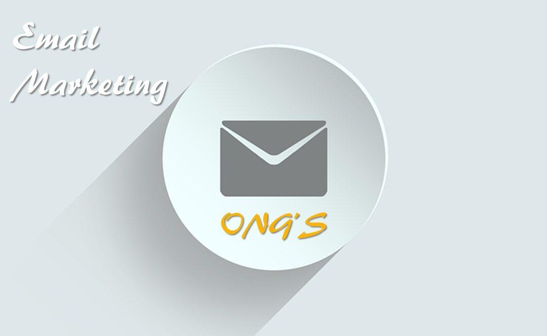 El email marketing aplicado a la causa de tu ONG