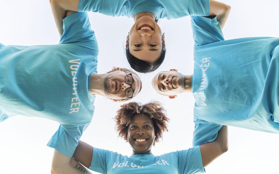 Atraer voluntarios para tu ONG
